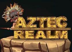 Aztec Realms Slot Logo
