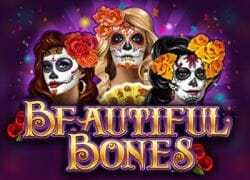 Beautiful Bones Slot Logo