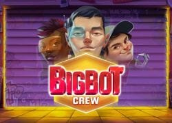 Big Bot Crew Slot Logo