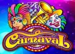 Carnaval Slot Logo