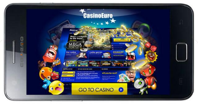 Casino Euro Mobile