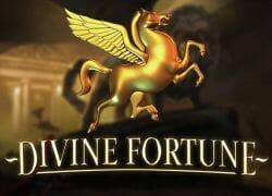 Divine Fortune Slot Logo