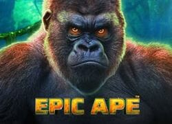 Epic Ape Slot Logo