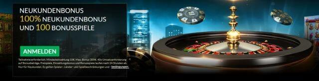 Eurogrand Casino Startguthaben