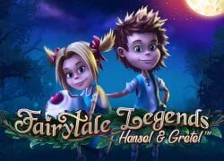 Fairytale Legends Slot Logo