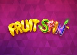 Fruit Spin Slot Logo