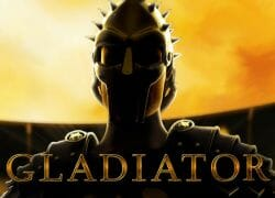 Gladiator Slot Logo