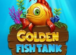 FGolden Fish Tank Slot Logo