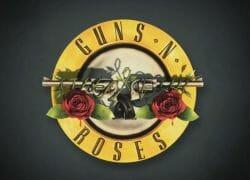Guns `n Roses Slot Logo