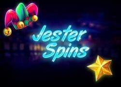 Jester Spins Slot Logo