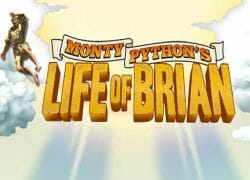 Life of Brian Slot Logo