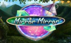 Mirror Mirror Slot Logo