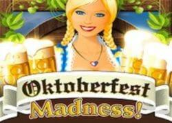 Oktoberfest Madness Slot Logo