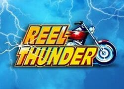 Reel Thunder Slot Logo