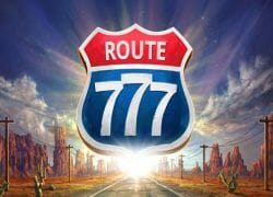 Route777 Slot Logo