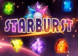 Starburst Slot Logo