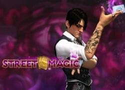 Street Magic Slot Logo