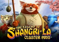 The Legend of Shangri-La Slot Logo