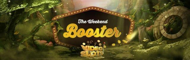 Videoslots Casino Wochenend-Aktion